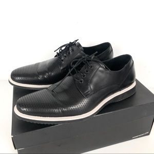 NEW Kenneth Cole MADE THE GRADE LEATHER OXFORD